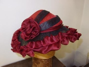 Sisalový klobouk č.5809