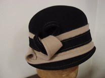 Filcový klobouk č.6090