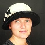 Filcový klobouk č.4269