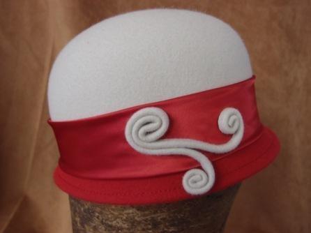 Filcový klobouk č.5825