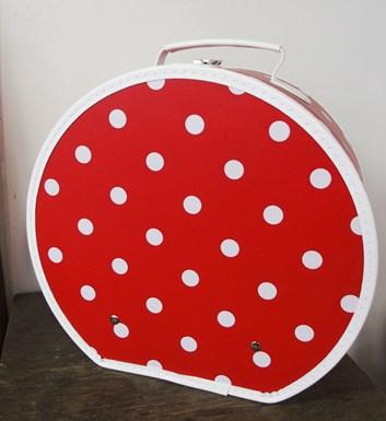 Kufr na klobouky 40cm