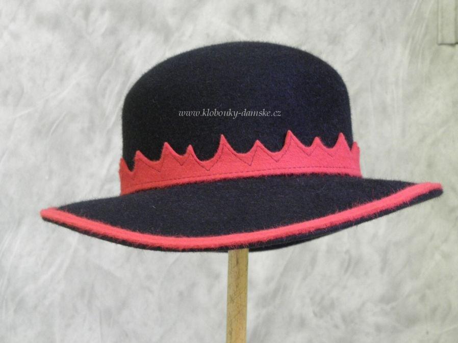 Filcový klobouk č.4623