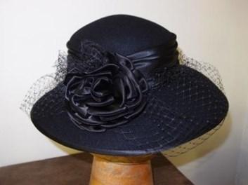 Filcový klobouk č.6359