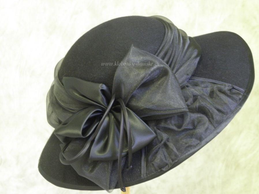 Filcový klobouk č.4616