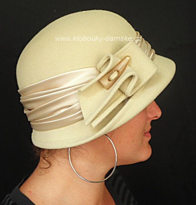 Filcový klobouk č.4277