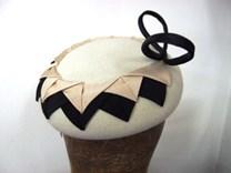 Filcový klobouček č.6063