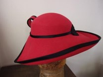 Filcový klobouk č.6190
