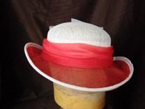 Letní klobouk č.5931