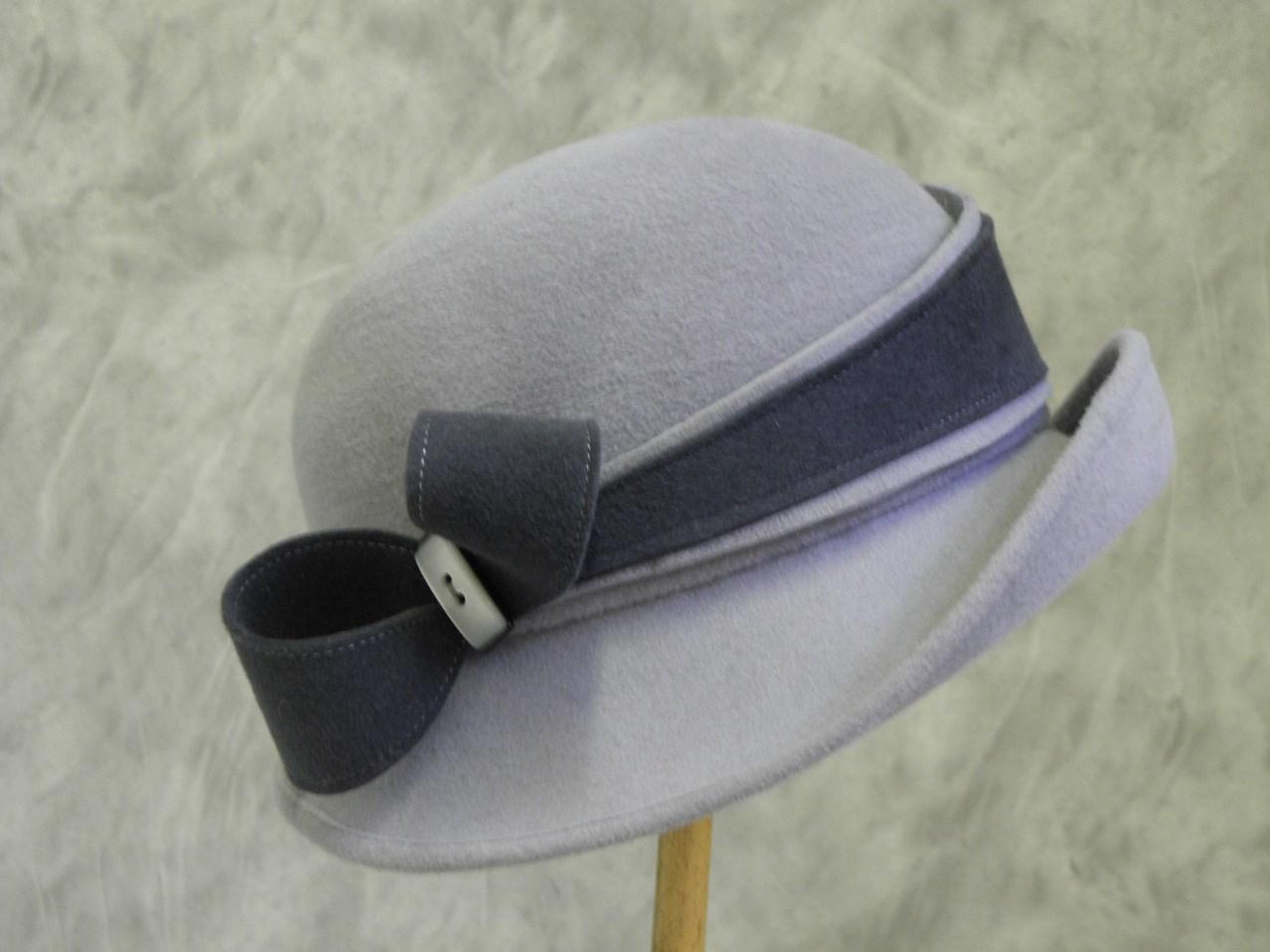 Filcový klobouk č.4612