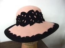 Filcový klobouk č.6361