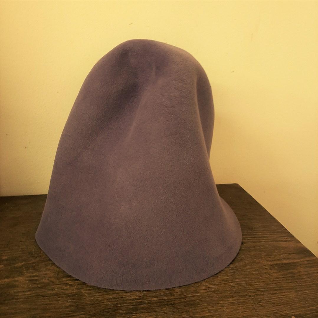 Polotovar na výrobu klobouků