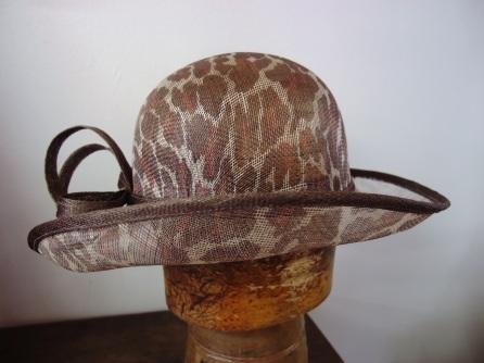 Letní klobouk č.6186