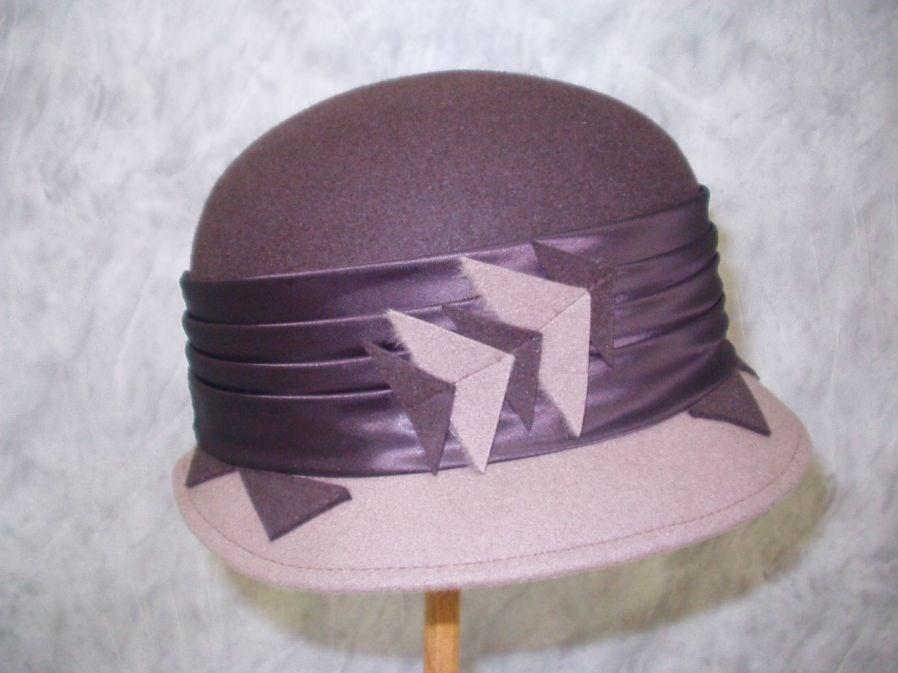 Filcový klobouk č. 3975