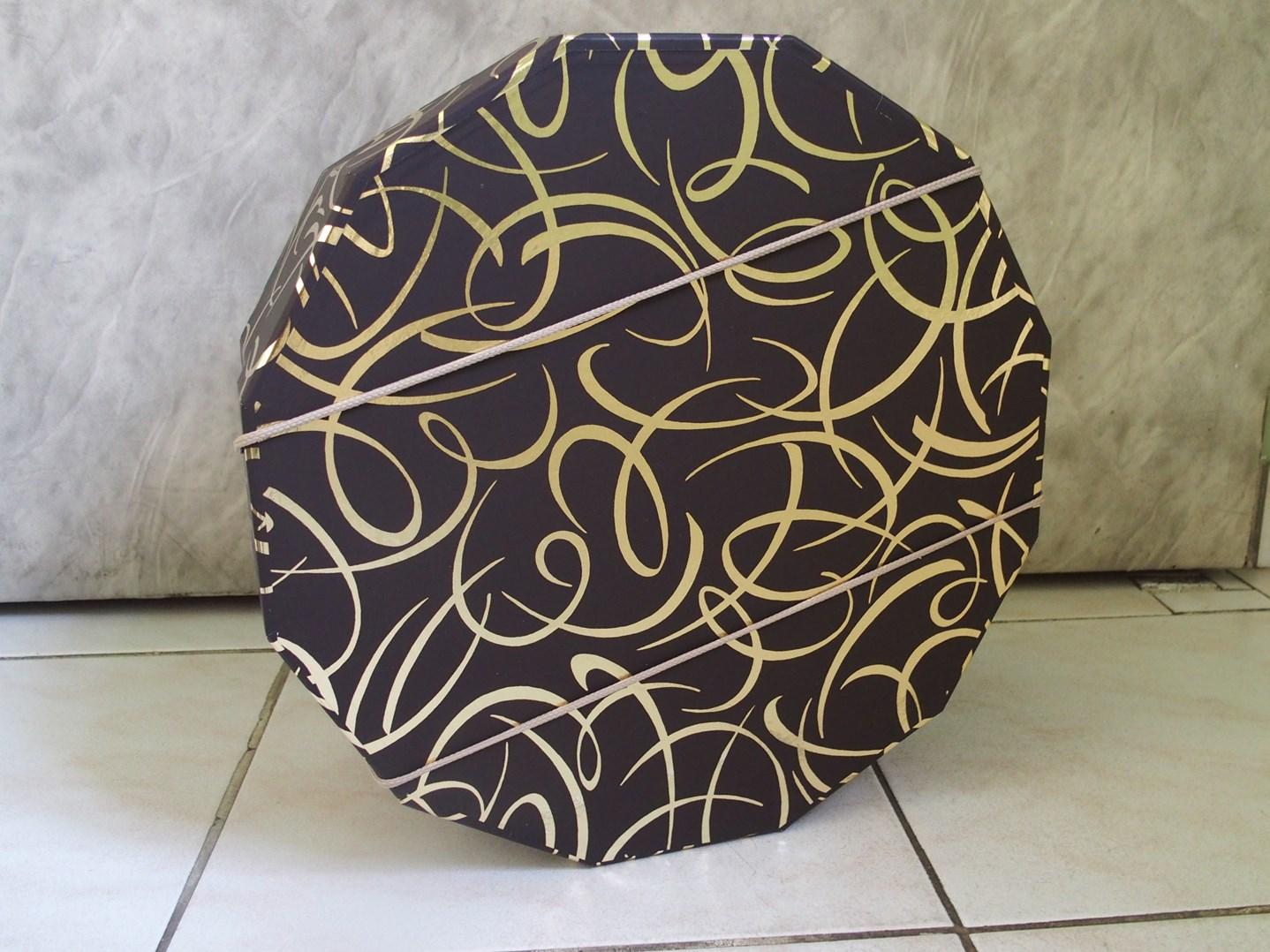 Krabice na klobouky 33cm