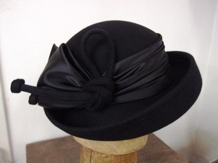 Filcový klobouk č.5408