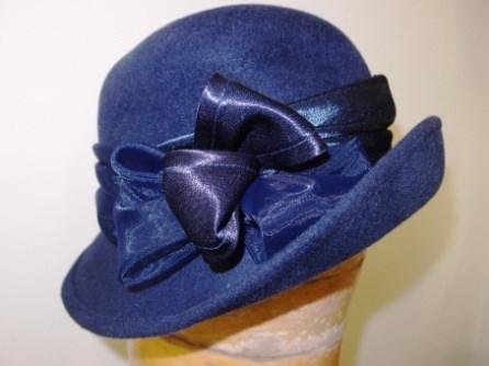 Filcový klobouk č.5690