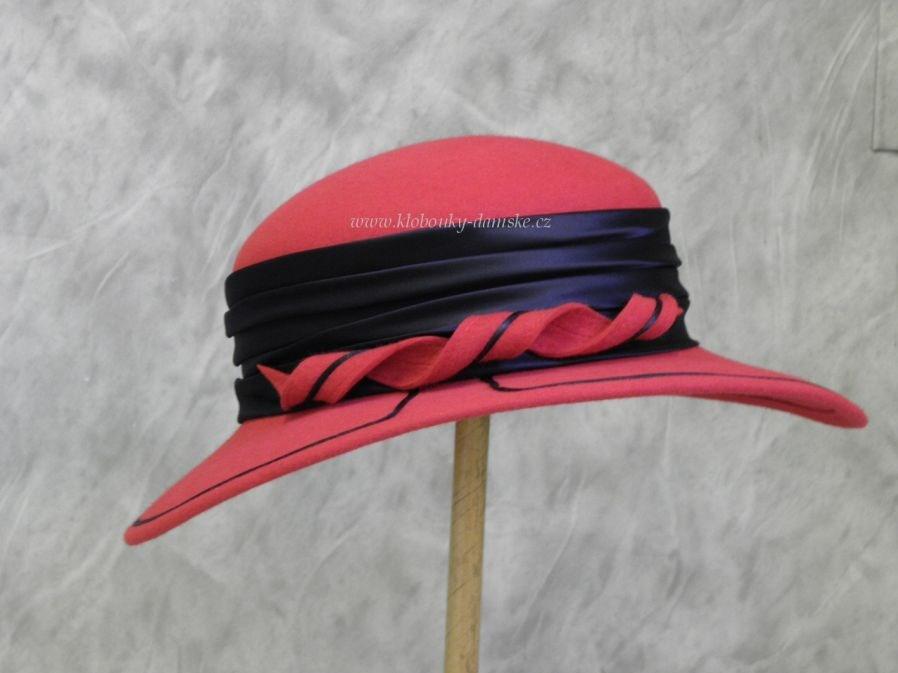 Filcový klobouk č.4627