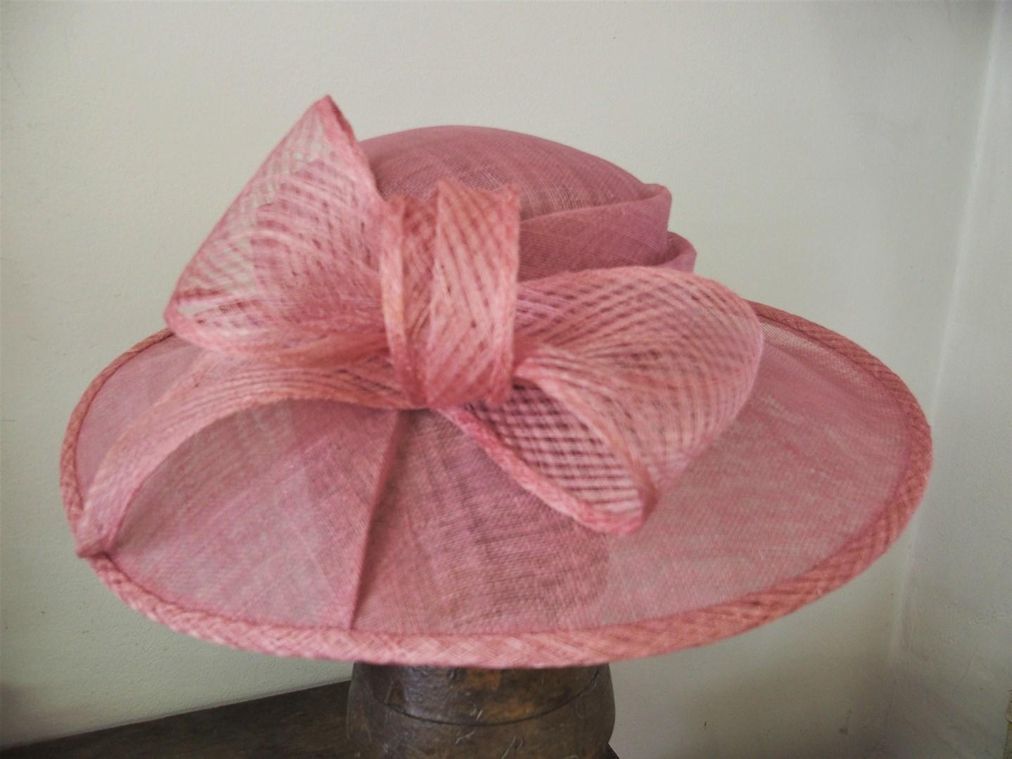 Letní sisalový klobouk č. 7