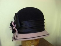 Filcový klobouk č.5271