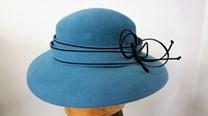 Velurový klobouk č. 7292