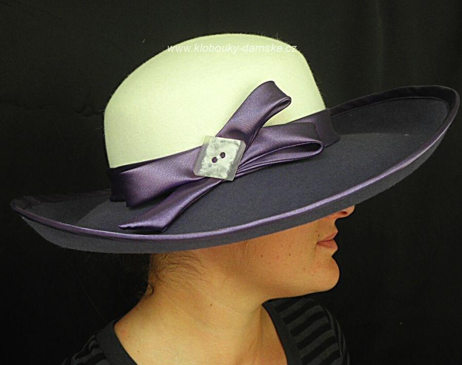 Filcový klobouk č.4014
