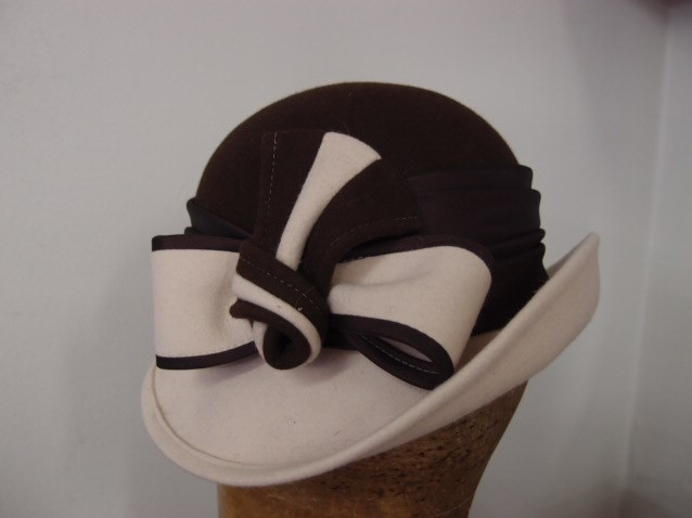 Filcový klobouk č.6002