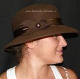 Filcový klobouk č.4382