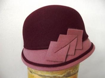 Filcový klobouk č.6845