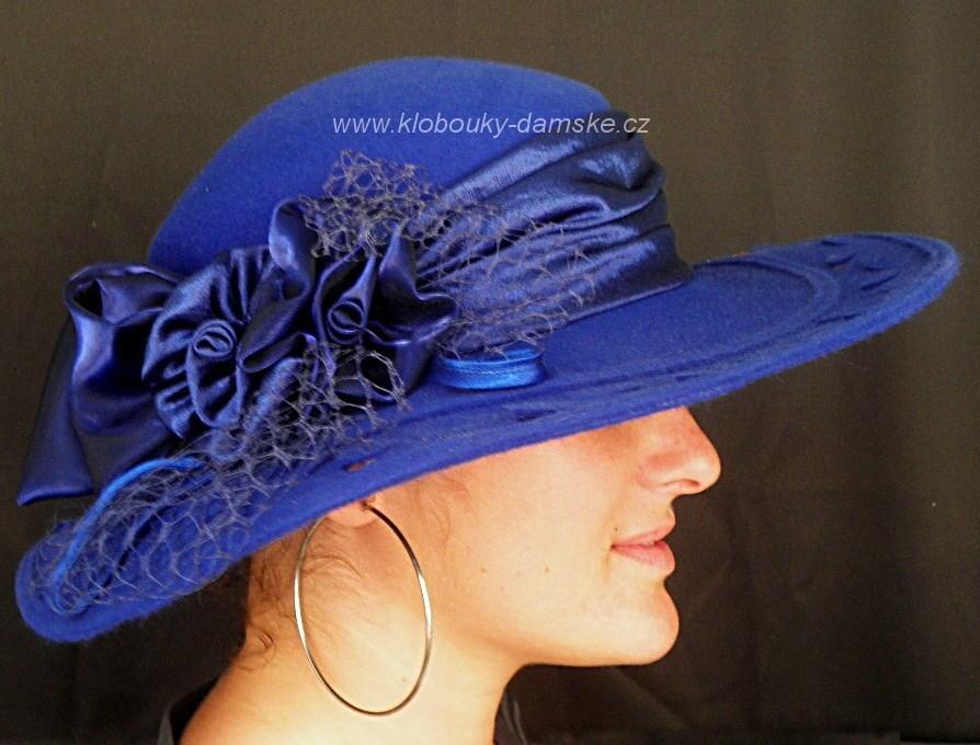 Filcový klobouk č.4018