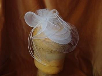 Svatební ozdoba do vlasů č.6485