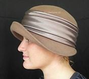 Filcový klobouk č.4259