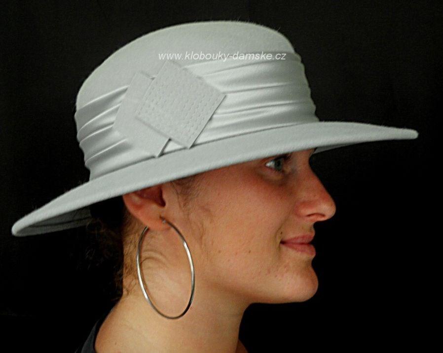 Filcový klobouk č.4226