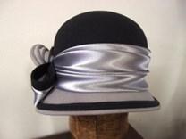 Filcový klobouk č.5605