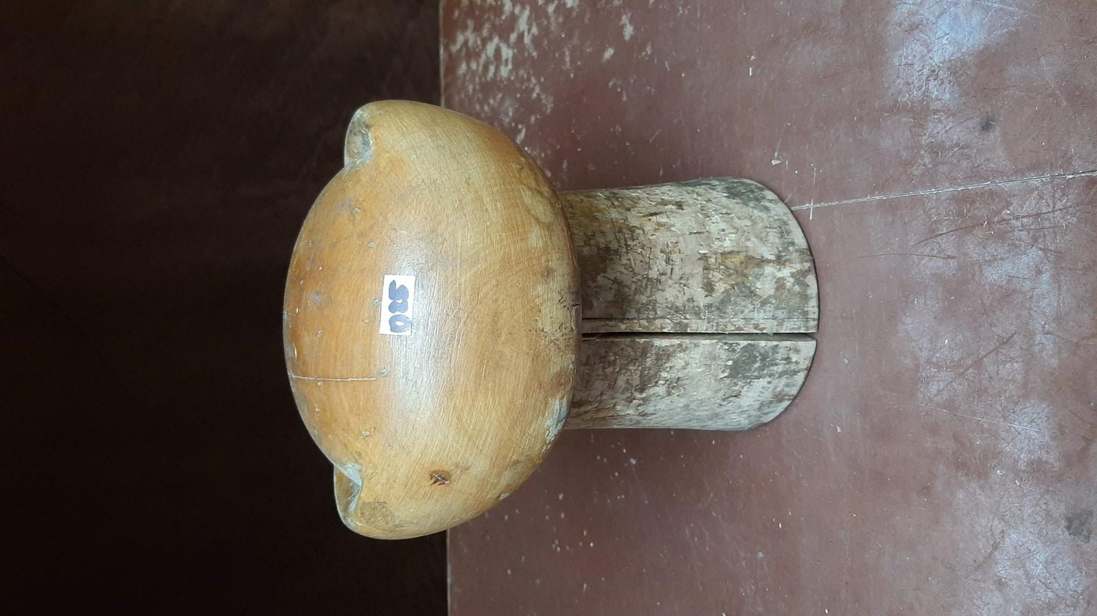 Forma na klobouky  č. 025