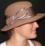 Filcový klobouk č.4377