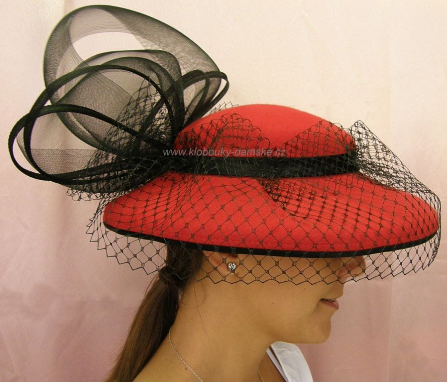 Filcový klobouk č. 4407