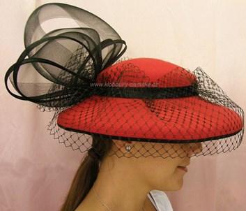 Filcový klobouk č.4407