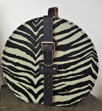 Kufr na klobouky