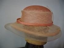Letní klobouk č. 7492