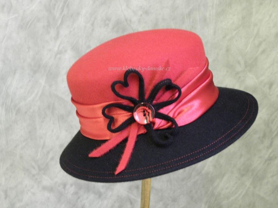 Filcový klobouk č.4568