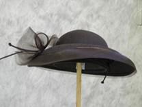 Filcový klobouk č.4609
