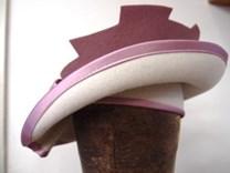 Filcový klobouk ''Hradby'' č.6461