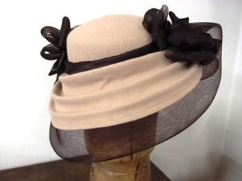 Filcový klobouk č.6082