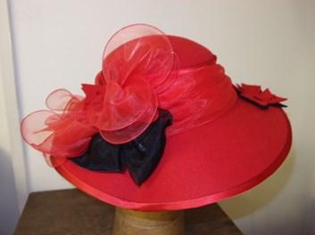 Filcový klobouk č.6116