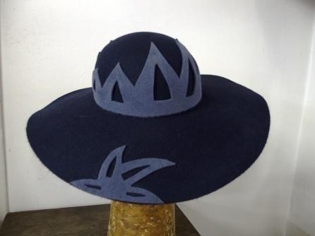 Filcový klobouk č.6848