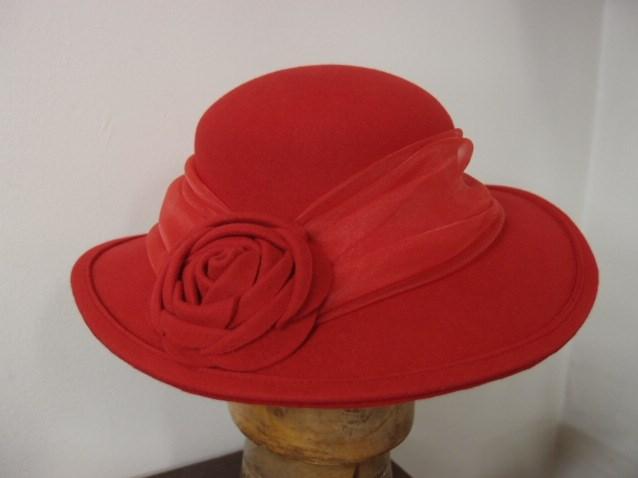 Filcový klobouk č.6115