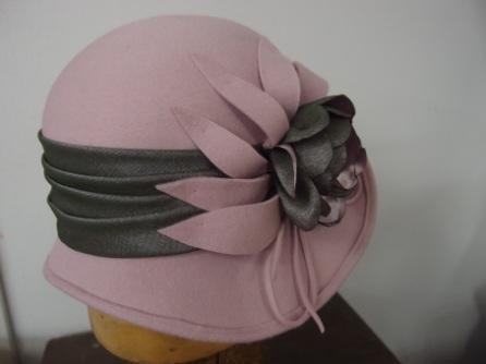 Filcový klobouk č.5322