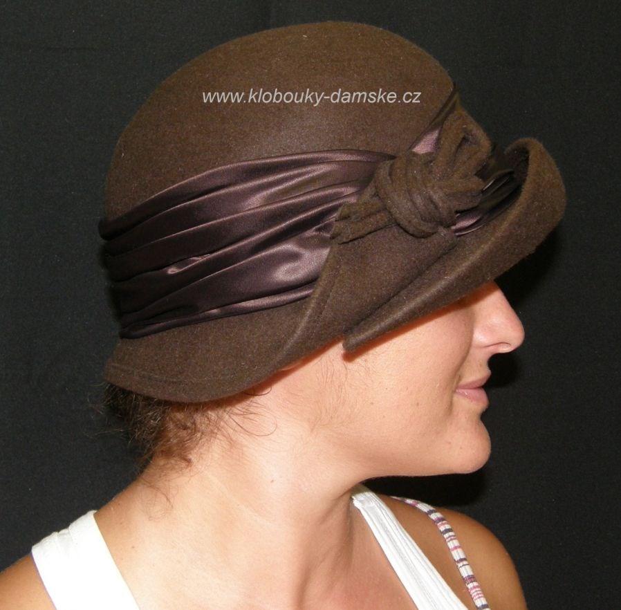 Filcový klobouk č.4338