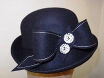 Filcový klobouk č.5478