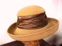 Filcový klobouk č. 4